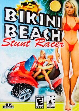 Bikini Beach: Stunt Racer cover