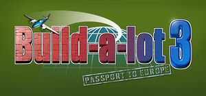 Build-A-Lot 3: Passport to Europe cover