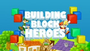 Building Block Heroes cover
