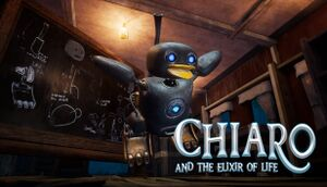 Chiaro and the Elixir of Life cover