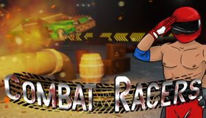 Combat Racers cover