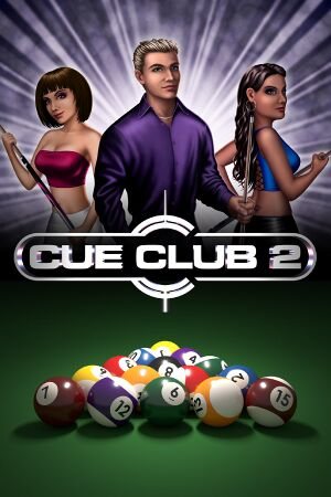 Cue Club 2 cover