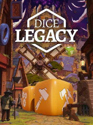 Dice Legacy cover