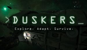 Duskers cover