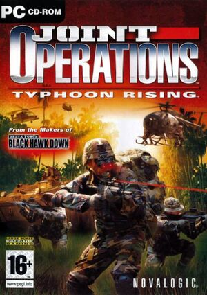 Joint Operations: Typhoon Rising cover
