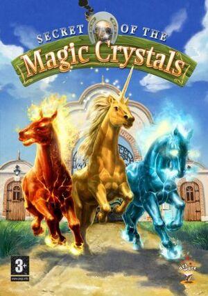Secret of the Magic Crystals cover