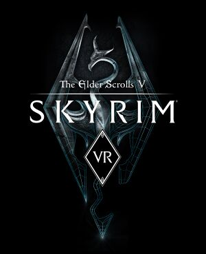 The Elder Scrolls V: Skyrim VR cover
