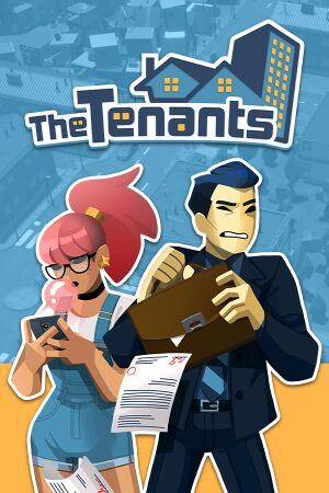 The Tenants cover