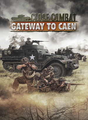 Close Combat: Gateway to Caen cover