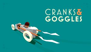 Cranks and Goggles cover