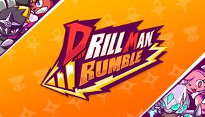 Drill Man Rumble cover