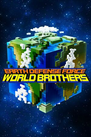 Earth Defense Force: World Brothers cover