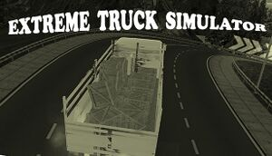 Extreme Truck Simulator cover