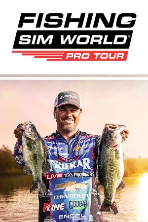Fishing Sim World: Pro Tour cover