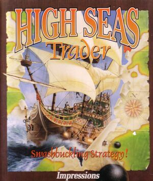 High Seas Trader cover