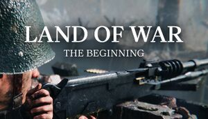 Land of War - The Beginning cover