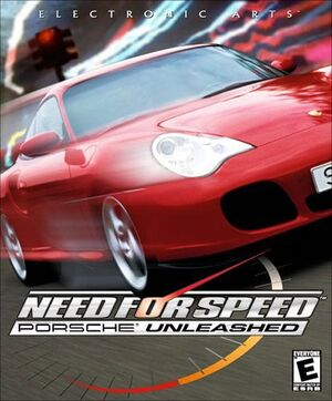 Need for Speed: Porsche Unleashed cover