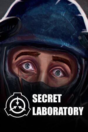 SCP: Secret Laboratory cover