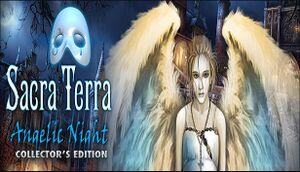Sacra Terra: Angelic Night cover