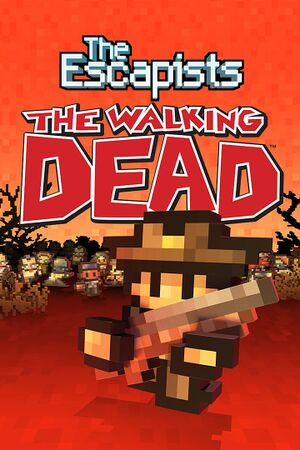 The Escapists: The Walking Dead cover