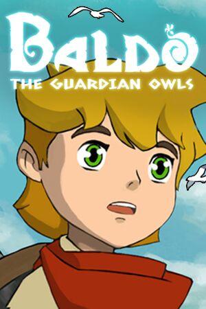 Baldo: The Guardian Owls cover