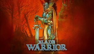 Blade Warrior cover