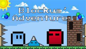 Blockus' Adventures cover