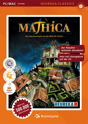 Mathica cover