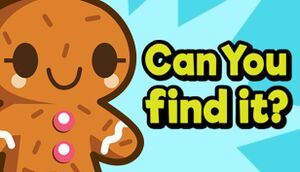 Can You find it? cover