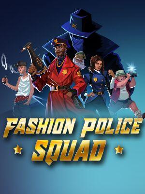 Fashion Police Squad cover