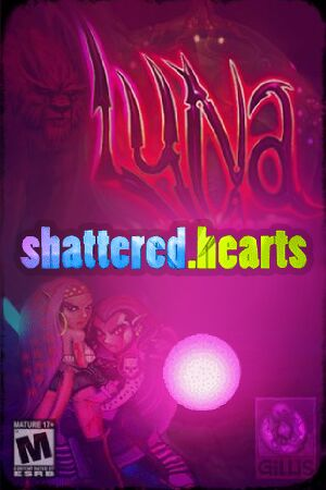 Luna: Shattered Hearts: Episode 1 cover