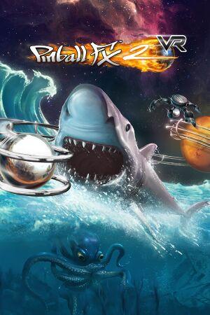 Pinball FX2 VR cover