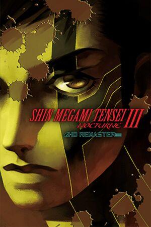 Shin Megami Tensei III NocturneHD Remaster cover