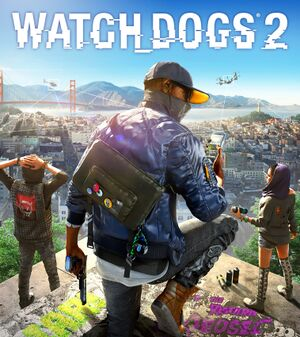 Watch_Dogs 2 cover