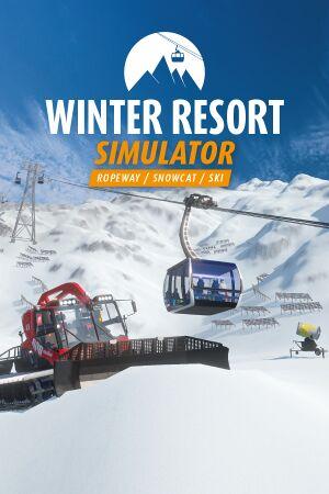 Winter Resort Simulator cover