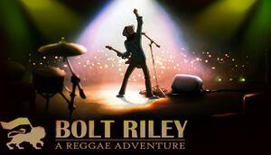 Bolt Riley, A Reggae Adventure cover