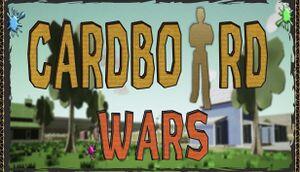 Cardboard Wars cover