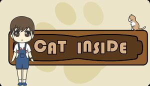 Cat Inside cover