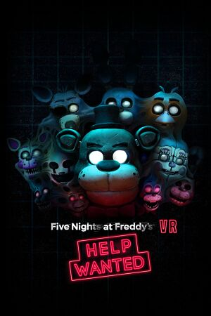 Five Nights at Freddy's: Help Wanted cover