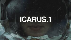 ICARUS.1 cover
