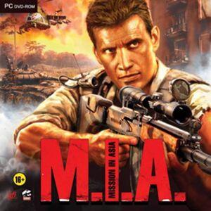 MIA (Mission in Asia) cover