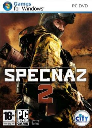 SpecNaz 2 cover