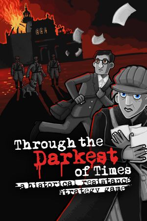 Through the Darkest of Times cover