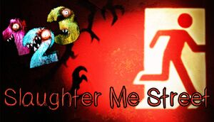 123 Slaughter Me Street cover