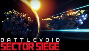 Battlevoid: Sector Siege cover