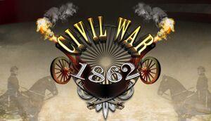 Civil War: 1862 cover