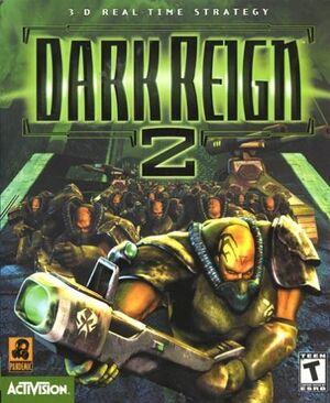 Dark Reign 2 cover