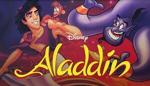 Disney's Aladdin cover