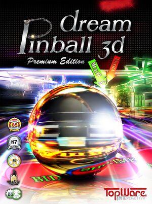 Dream Pinball 3D cover