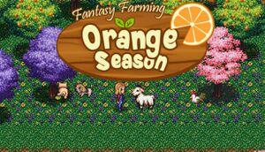 Fantasy Farming: Orange Season cover